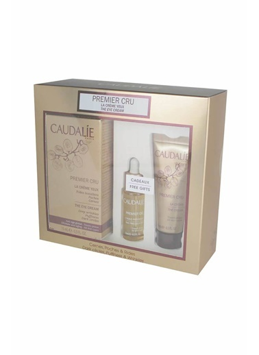 Caudalie CAUDALIE Premier CRU The Eye Cream 15 ml - KOFRE PAKETİ Renksiz